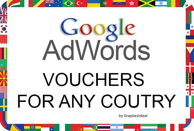 google adwords coupon for all countries