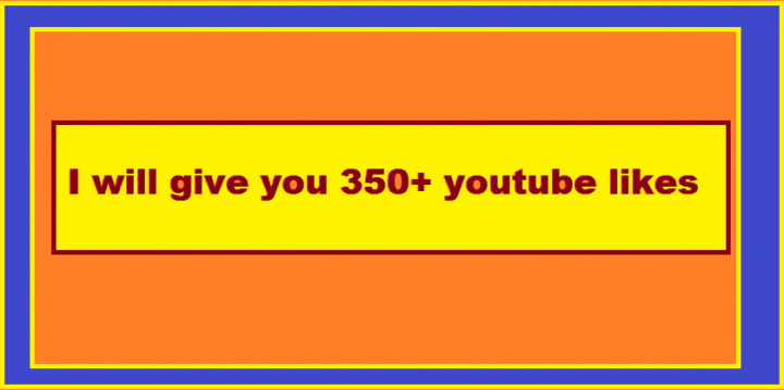 give you 500+ youtube likes