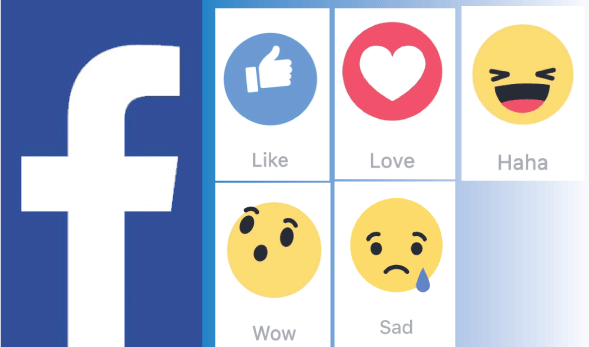add 1000 FB Emoticons (Love) or (Haha) or (Wow) or (Sad) or (Angry)