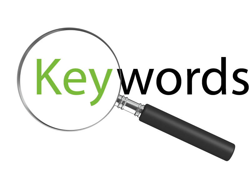 Research 10 Keywords and provide competition analysis