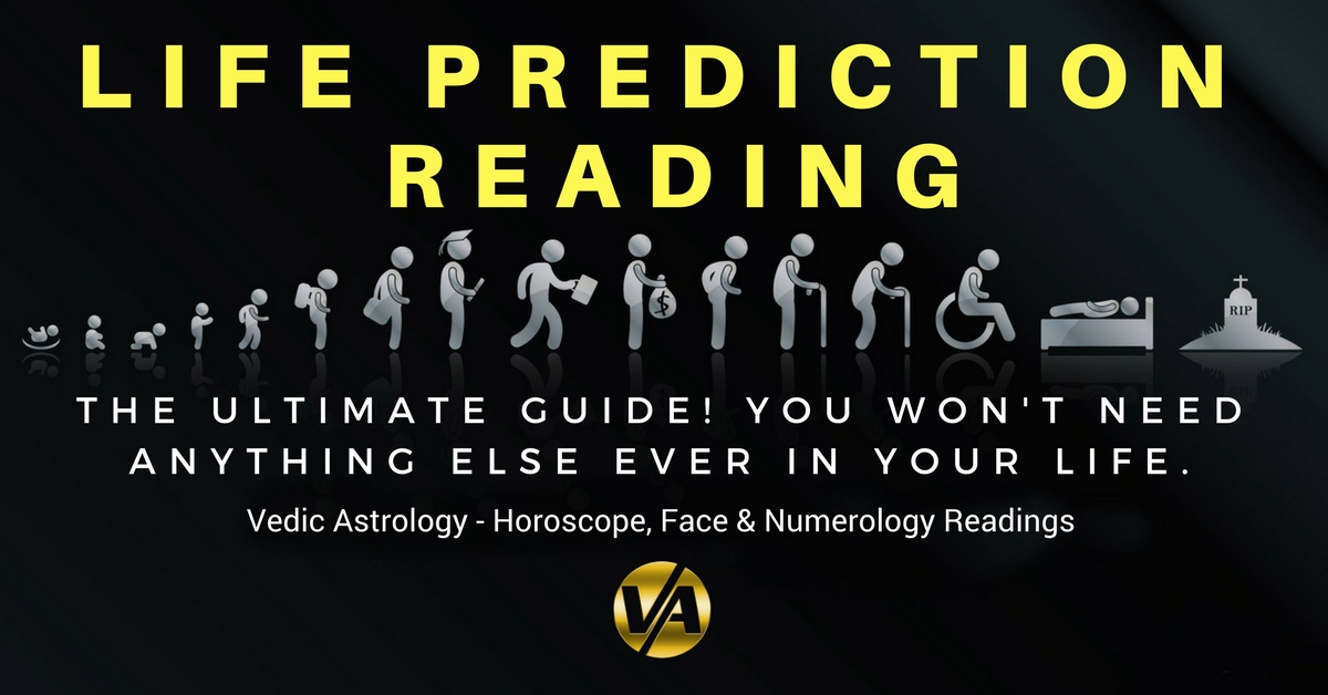 make Complete Life Predictions using Vedic Astrology and Psychic Abilities