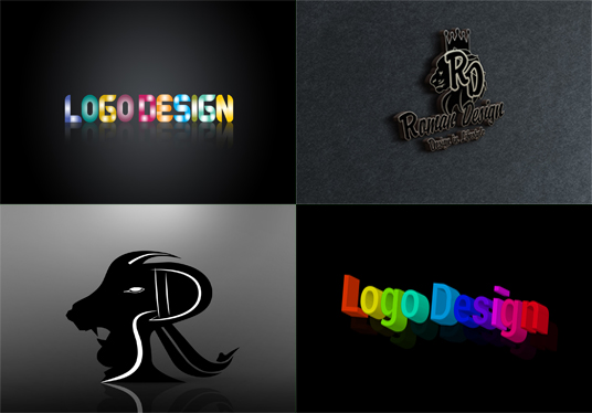 Design 2 Creative & professional Logo