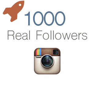 Provide 1,000 Real Instagram Followers