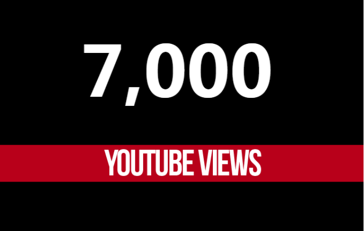 get you real 10k 10000 Youtube views