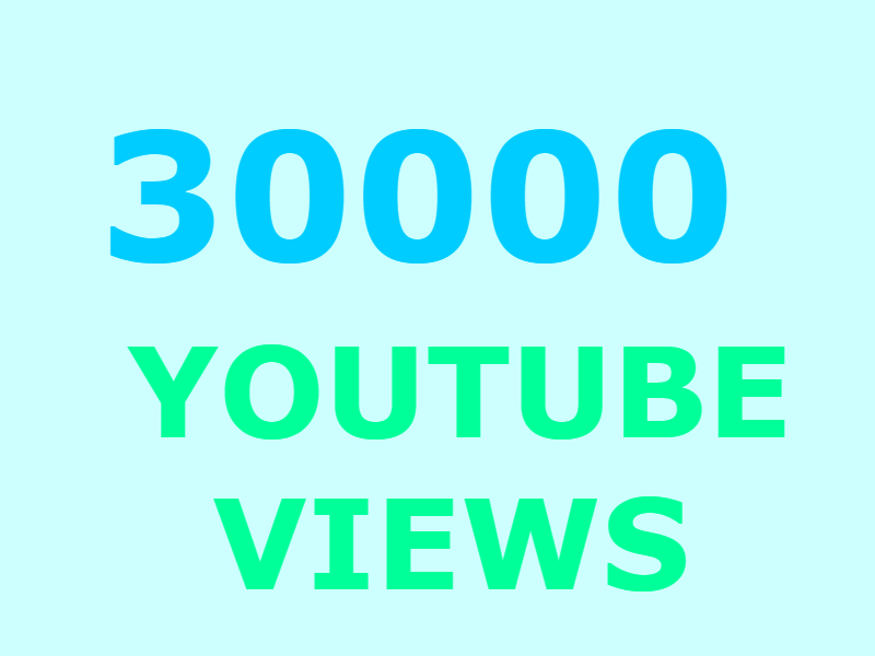 50000 Guaranteed Youtube views +250 likes