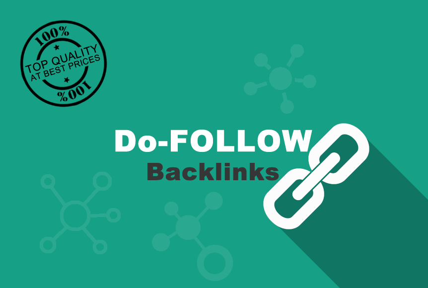 create 50 do follow backlinks for your site