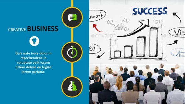create a UNIQUE powerpoint for your presentation