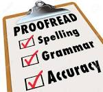 Proofread and edit your research work in the most accurate and professional manner