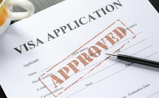 write your cover letters for visa applications