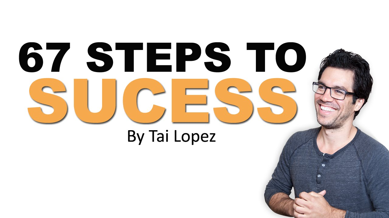 Send You Tai Lopez 67 Steps Full Course