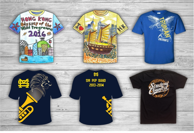 Tshirt Design Color Separate and Vector For Screen Or Any Printing 8 hr
