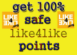 give you 10k like4like.org credit  with low rate.unlimited.