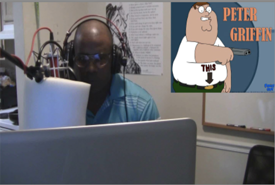 Voice Over Dub Impersonation your message