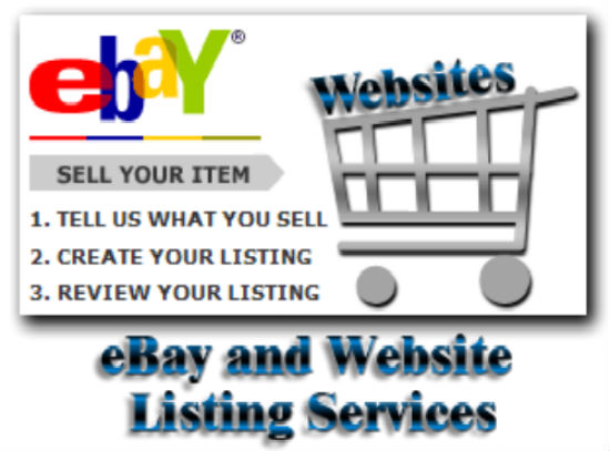 Do 15 Product Listing On Ebay