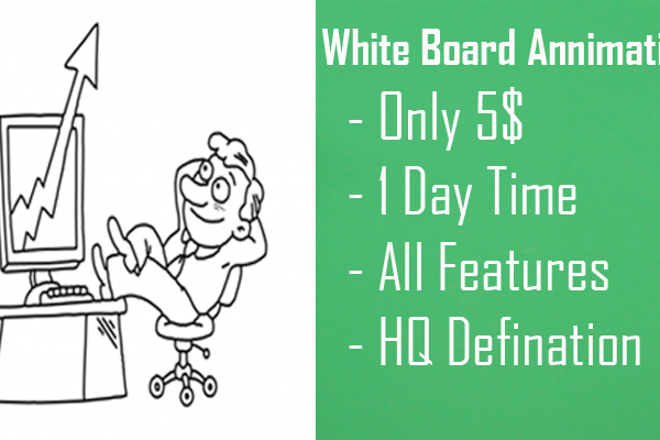 make whiteboard animation explainer videos