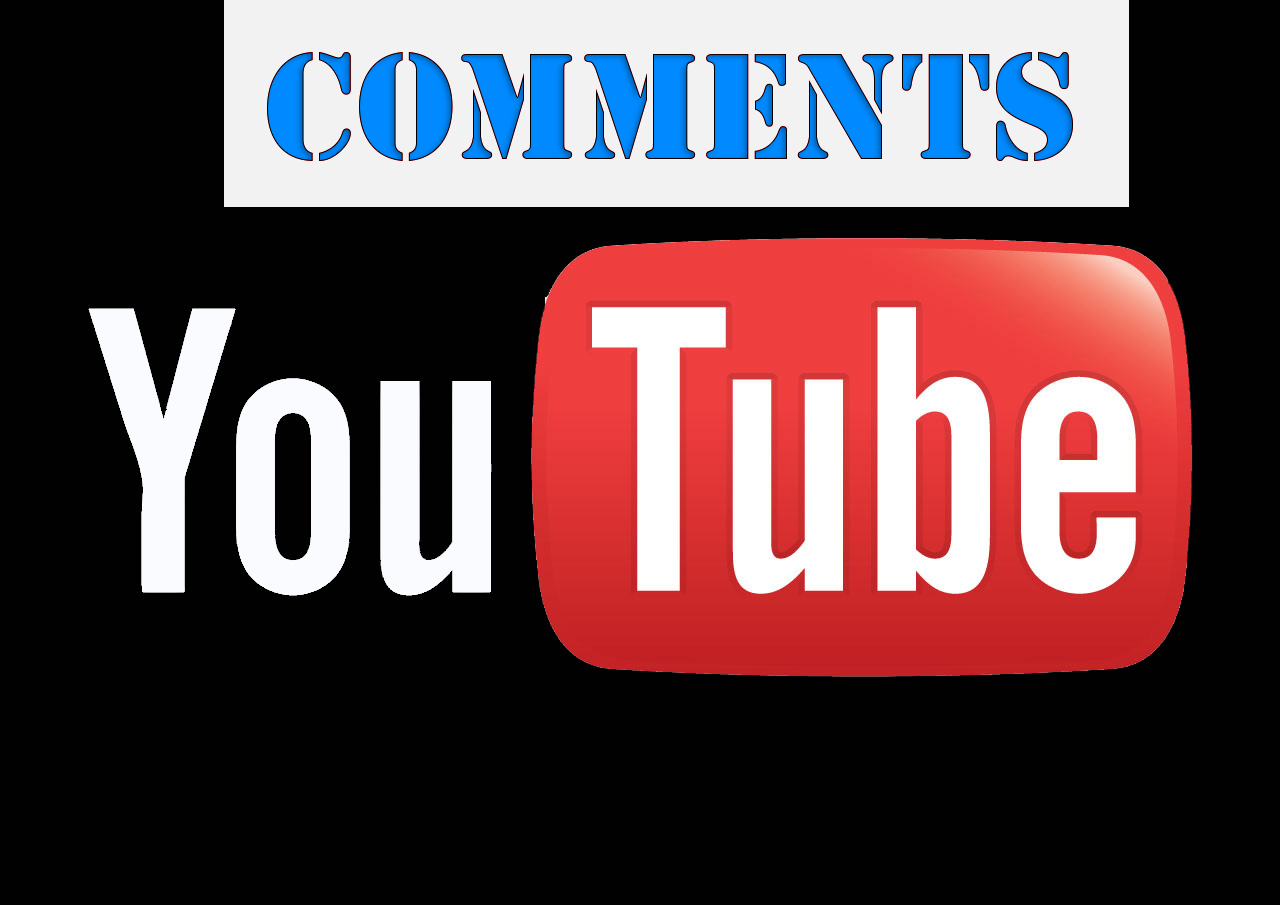 Put 10 Youtube Commetns only for