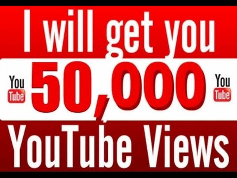 Add Super Fast 50,000+ High Quality Youtube views