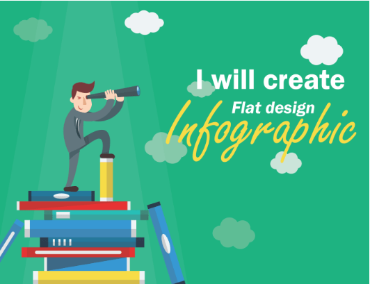 create an eyecatching infographic