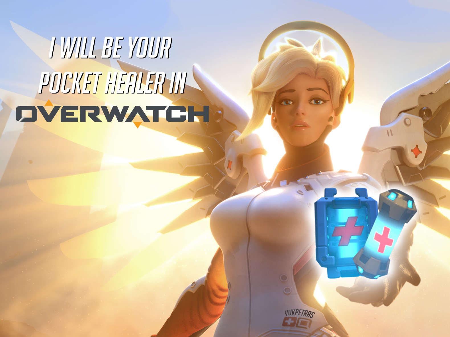 Be Your Pocket HEALER In Overwatch