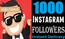 give you 1000 High Retention Instagram Followers To Your Profile