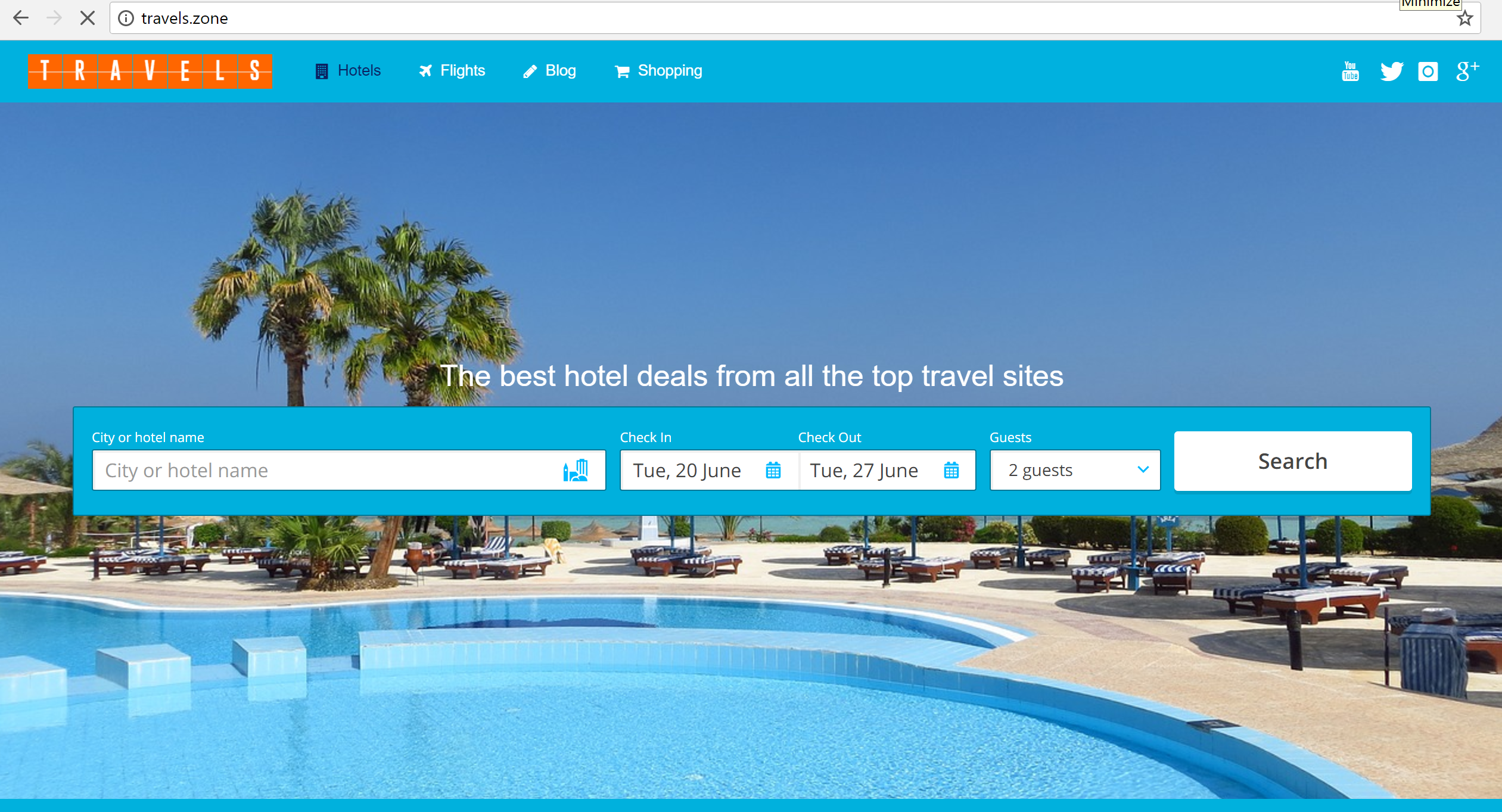 create travel affiliate site using wordpress