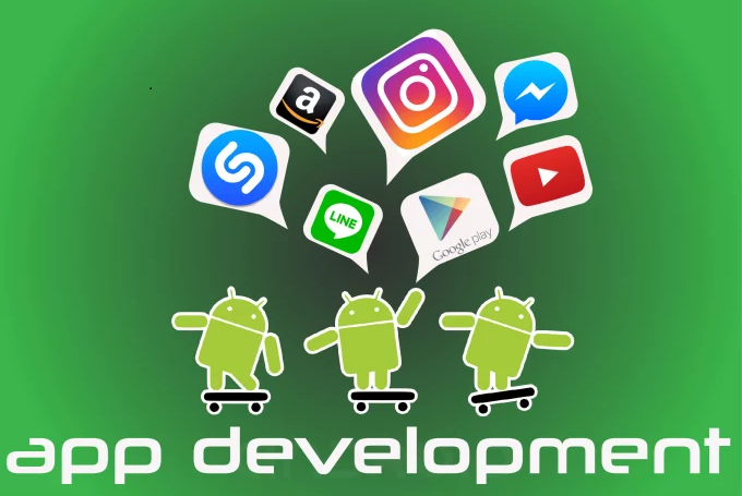 develop android application