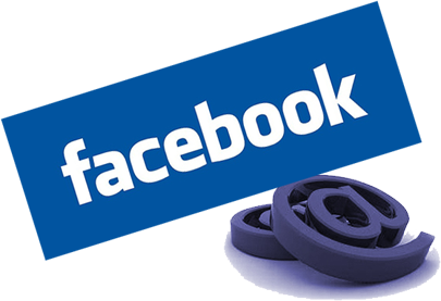 Give you Emails From Facebook