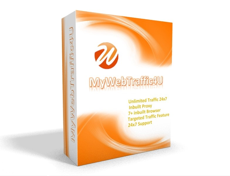 give Generate Unlimited Traffic Software Licenced Original Version