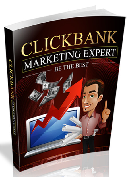 send you ClickBank Marketing Expert book