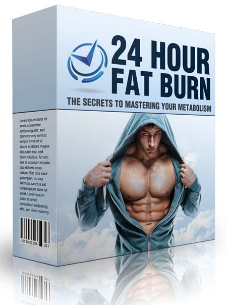 send you 24 - Hour Fat Burn audio Podcast