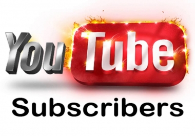 i will give you 1000 youtube subscribers