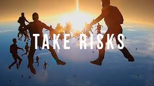 """Take a risk and keep testing, because what works today won't work tomorrow, but what worked yesterday may work again."""