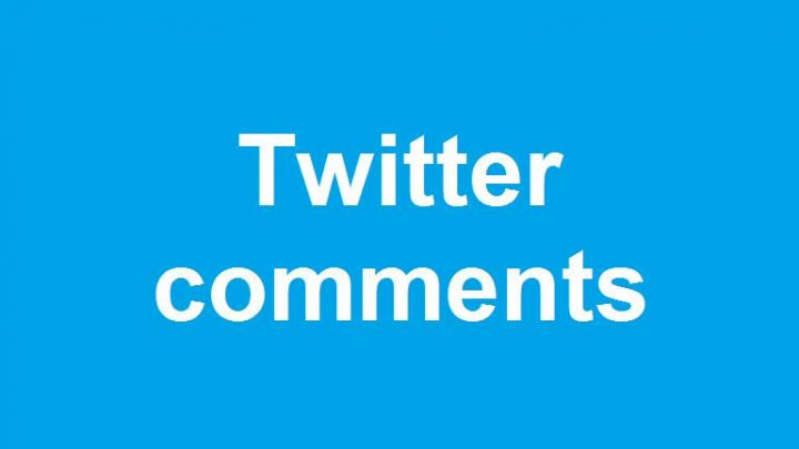 get 100 Real USA user twitter comments to your tweet