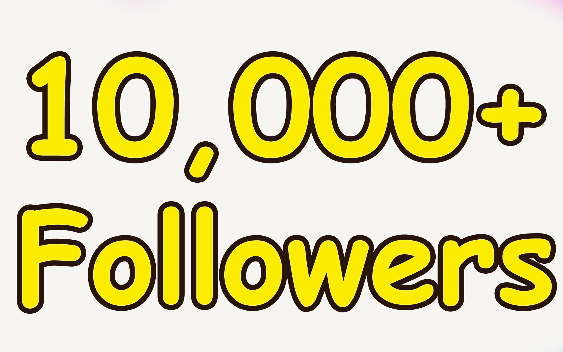 Twitter 20,000+Stable/NON Drop/Fast Followers.