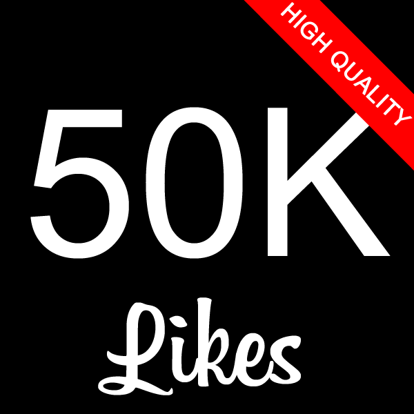 50000 Instagram Likes 50K in 48 Hours for $20 – High Quality – Great Service – Fast Delivery – 100% SAFE