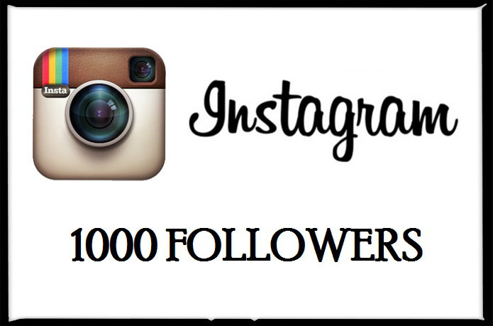 increase 1000 instagram followers