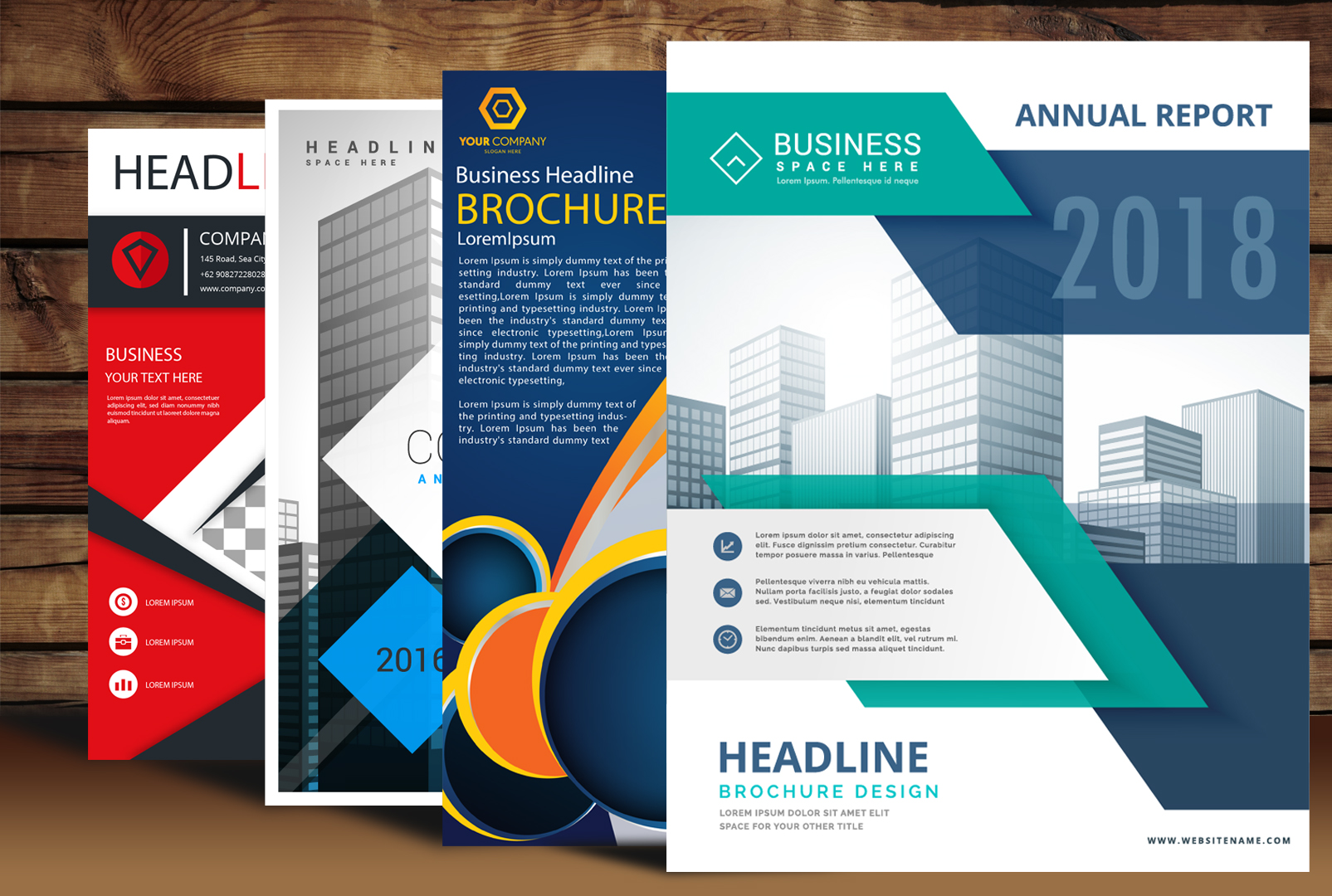 design poster, flyer, brochure, banners in 24 hours