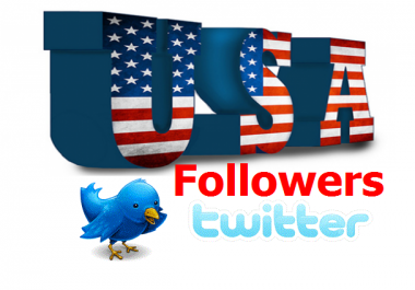 give 5000 USA Twitter Followers