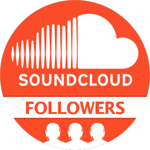 give +500 High Quality SoundCloud Followers