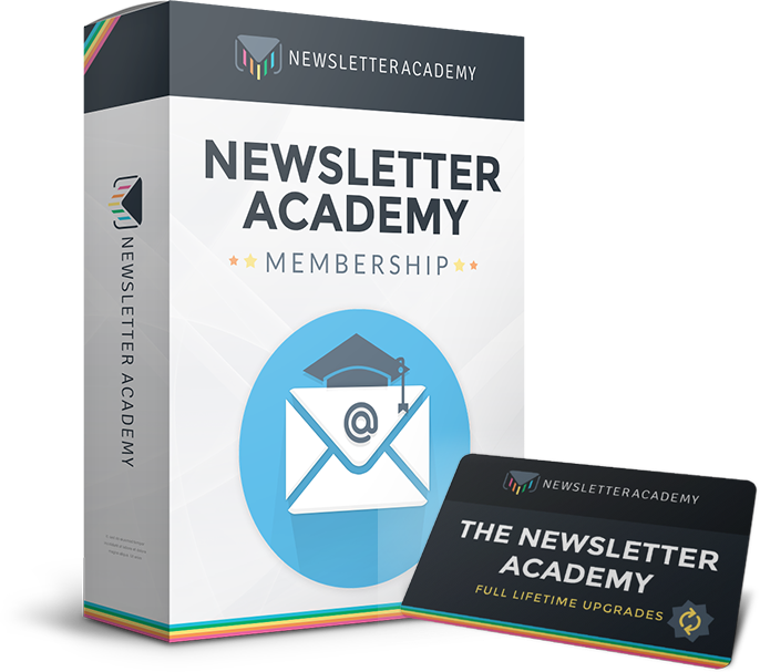 give the Newsletter Academy