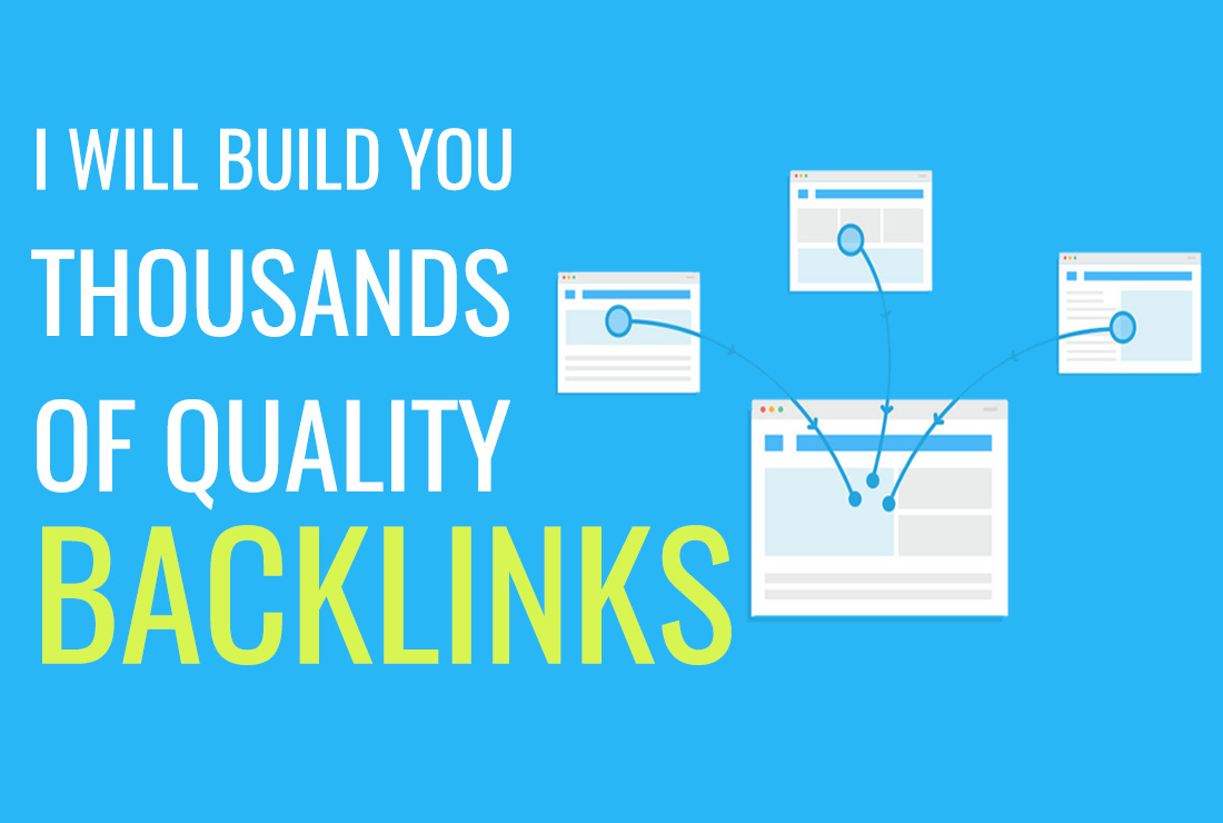 Will Give You 10,000 Backlinks, Pr9, Social All In 1 Price