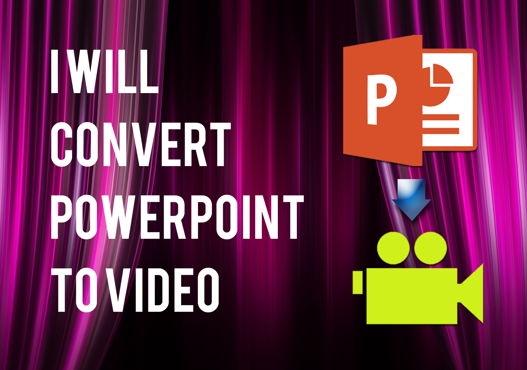 Convert Your Powerpoint To A Video