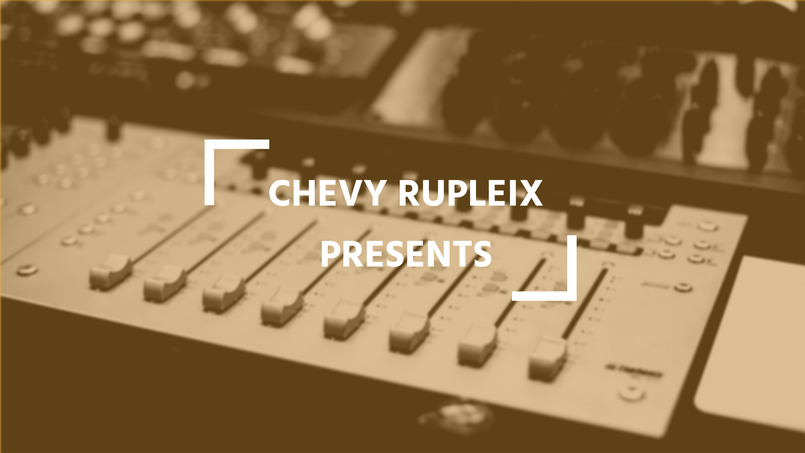 design custom sound effects or loops