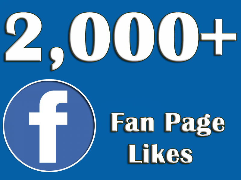 Get 2,000 Facebook Likes Real and Active