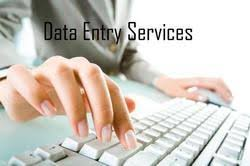 do Data Entry Work