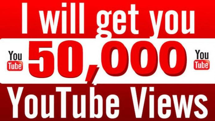 50,000+ Youtube Views Improve Video Rank