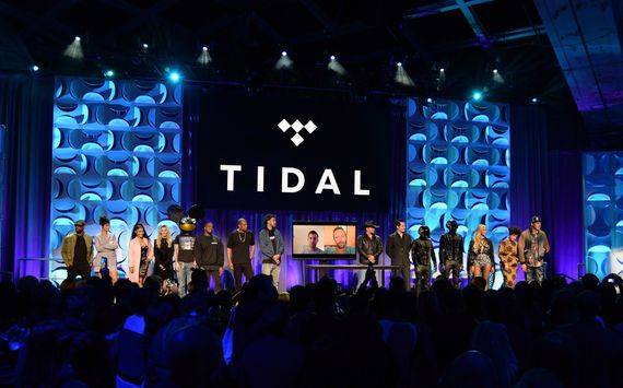 Add Your Tracks To Tidal Playlist And Stream 24 7