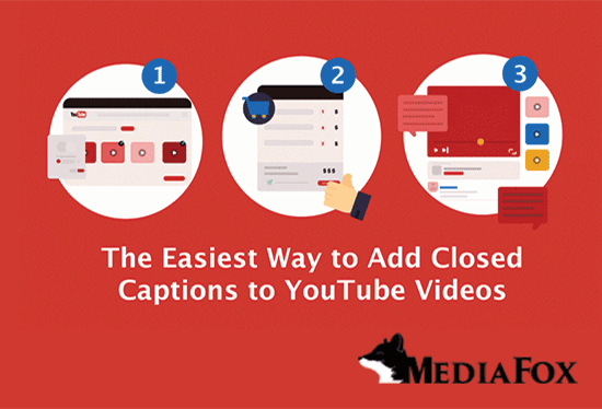 Add Closed Captions Or Subtitles For Your Videos