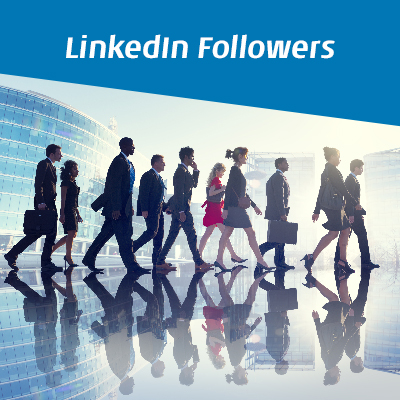 give 500 linkedin followers real
