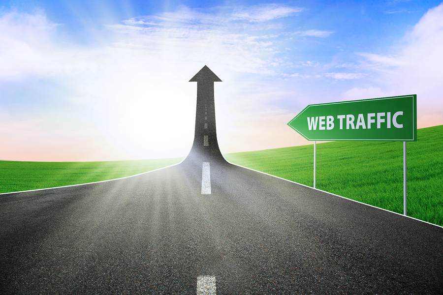 drive 20000+web traffic from google and social network sites